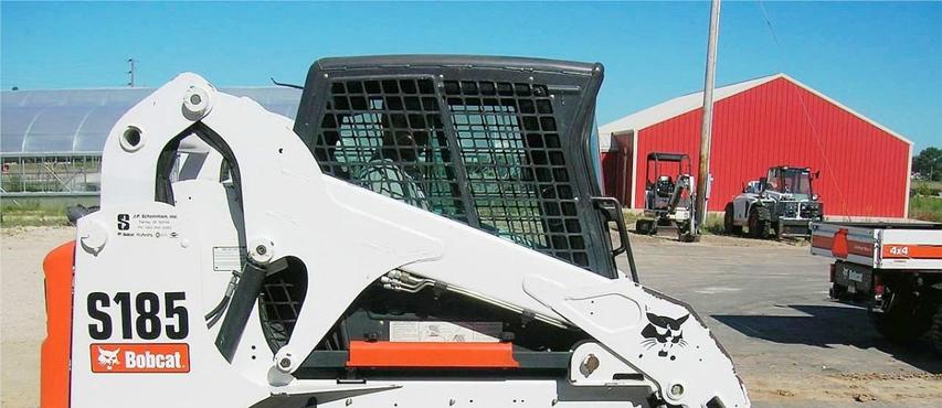 Minicargador Bobcat S-150  y   S-160